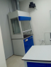 Steel powder coated laboratory fume hood - steel-powder-coated-laboratory-fume-hood