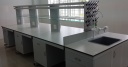 Laboratory Island bench model LV 2002 - laboratory-island-bench-model-lv-2002